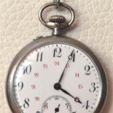 Relojes de bolsillo: RELOJ DE BOLSILLO ANTIGUO. Lote 260314860
