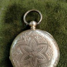 Relojes de bolsillo: RELOJ DE BOLSILLO SABONETA ANCRE ORO. Lote 260336375