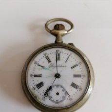 Relógios de bolso: RELOJ DE BOLSILLO REGULATEUR FUNCIONANDO. Lote 260367440