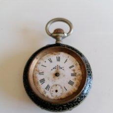 Relógios de bolso: RELOJ DE BOLSILLO PARA PIEZAS O RESTAURAR. Lote 260369400