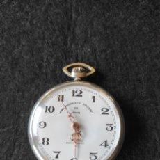 Relógios de bolso: GRE ROSKOPF. 1A RUBIS. Lote 260901785