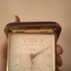 Relojes de bolsillo: ANTIGUO RELOJ DESPERTADOR DE VIAJE. Lote 261676270