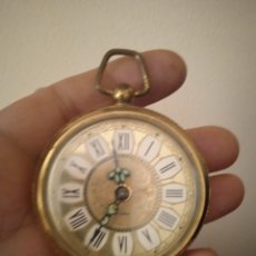 Relojes de bolsillo: ANTIGUO RELOJ DESPERTADOR. Lote 261676780