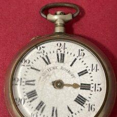 Relojes de bolsillo: ANTIGUO RELOJ DE BOLSILLO. S.XIX. Lote 261792795