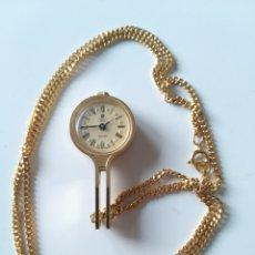Relojes de bolsillo: PRECIOSO RELOJ SWISS. SWISS MADE. DE BOLSILLO O COLLAR.. Lote 261852365