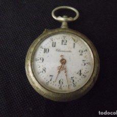 Relojes de bolsillo: GRAN RELOJ BOLSILLO-55 MM-CRONOMETRE- AÑO 1910-20-LOTE 259-26. Lote 261859950