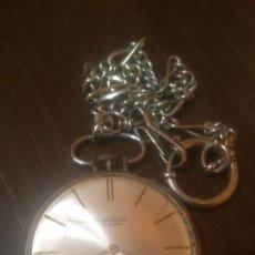 Orologi da taschino: CRISTAL WATCH. RELOJ DE BOLSILLO. MOVIMIENTO SUIZO. 17 RUBIES.. Lote 261865620