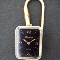 Relojes de bolsillo: RELOJ DE BOLSILLO PRINCETON SWISS MADE MECANICO. Lote 261900315