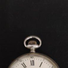 Relojes de bolsillo: CHRONOMETRE MOVADO, GRAN TAMAÑO, FUNCIONANDO.. Lote 262336670