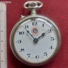 Orologi da taschino: ANTIGUO RELOJ ROSKOPF PATENT. EN FUNCIONAMIENTO. Lote 262767270