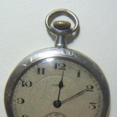 Relojes de bolsillo: BONITO RELOJ DE PULSERA DE PLATA MARCA OSIRIS FUNCIONA. Lote 263169465