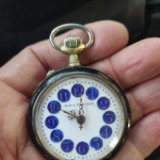 Relojes de bolsillo: RELOJ. ANTIGUO , NO FUNCIONA.. Lote 263181420