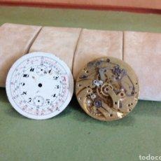 Relojes de bolsillo: CRONÓGRAFO ALGIBEIRA PARA PESSAS. Lote 263699005