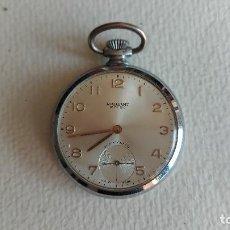 Orologi da taschino: T-947.- RELOJ DE BOLSILLO-- RADIANT -- 15 RUBIS.- ANTIMAGNETIC.- FUNCIONANDO , VER FOTOS DE LA MAQUI. Lote 265556104