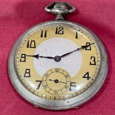 Relojes de bolsillo: ANTIGUO RELOJ DE BOLSILLO ART DECÓ.. Lote 267454579