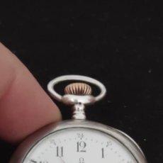 Relojes de bolsillo: PRECIOSO OMEGA HISTORICO, PIEZA DE MUSEO,UNICA EN VENTA, JOYERIA SPANGENBERG Y FRECCERO MONTEVIDEO.. Lote 268829379