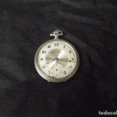 Relojes de bolsillo: ANTIGUO RELOJ CRONOMETRE-ART-DECO-AÑO 1930-LOTE 259-31-FUNCIONA. Lote 269700268