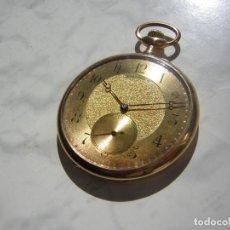 Relojes de bolsillo: RELOJ DE BOLSILLO LONGINES DE ORO 18 KT (KILATES) AÑO 1900-1905. Lote 270208268