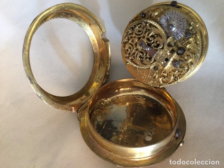 ANTIGUO RELOJ DE BOLSILLO CATALINO (Relojes - Bolsillo Carga Manual)