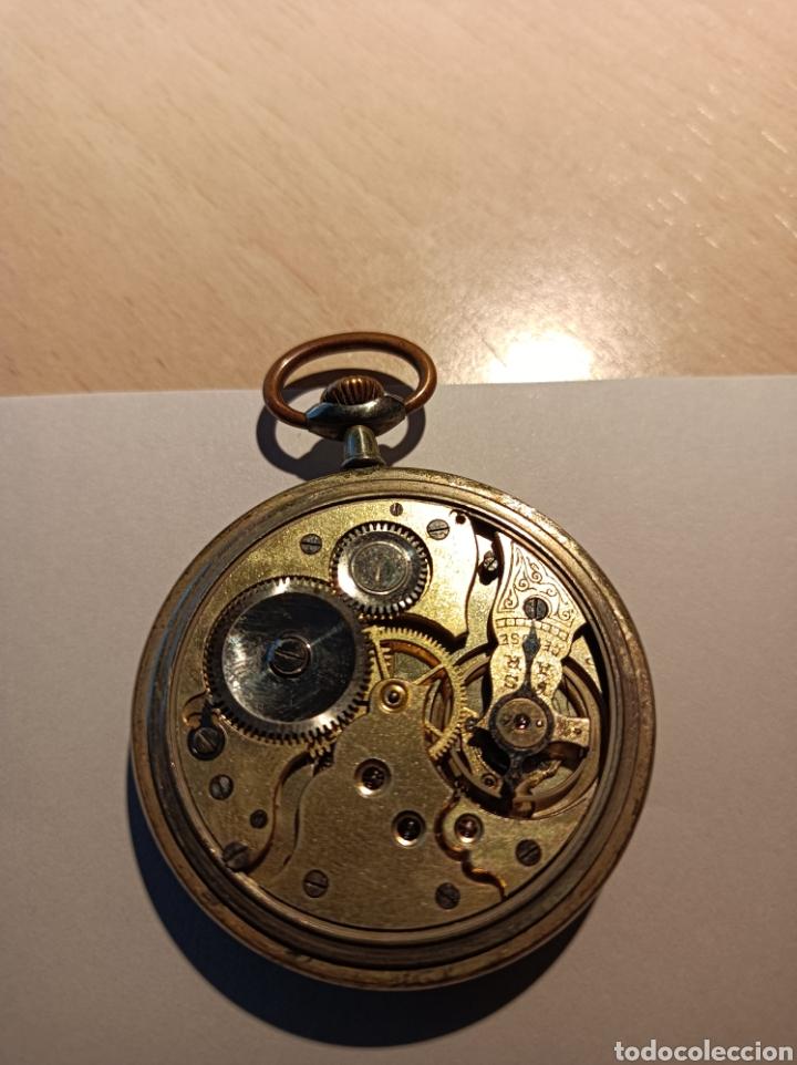 Relojes de bolsillo: Reloj de bolsillo maquinaria Cepose - Foto 3 - 270631043