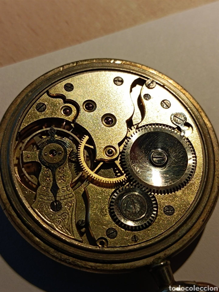 Relojes de bolsillo: Reloj de bolsillo maquinaria Cepose - Foto 4 - 270631043