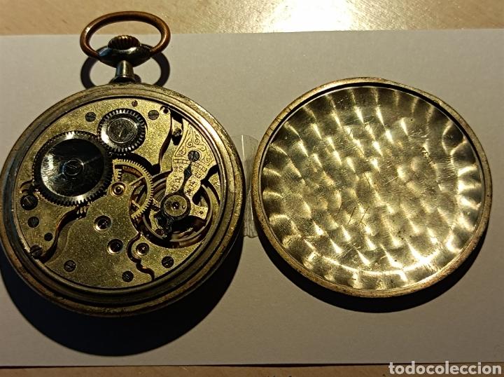 Relojes de bolsillo: Reloj de bolsillo maquinaria Cepose - Foto 5 - 270631043