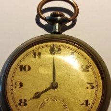 Relojes de bolsillo: RELOJ DE BOLSILLO MAQUINARIA CEPOSE. Lote 270631043