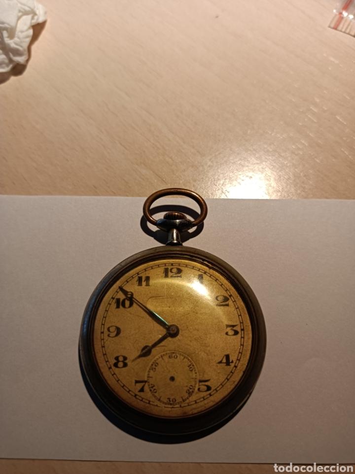 Relojes de bolsillo: Reloj de bolsillo maquinaria Cepose - Foto 2 - 270631043