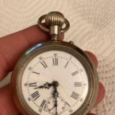 Relojes de bolsillo: BONITO RELOJ DE BOLSILLO PARA REPARAR. Lote 274286123