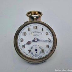 Relógios de bolso: F.E. ROSKOPF PATENT 18632 - RELOJ DE BOLSILLO - 45 MM. Lote 275145208