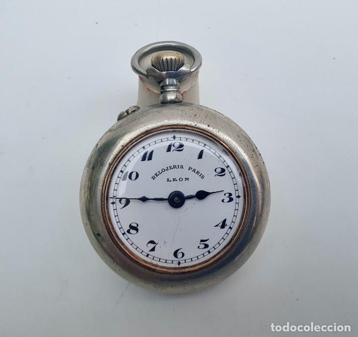 ROSKOPF - RELOJERIA PARIS LEON - RELOJ DE BOLSILLO - 45 MM (Relojes - Bolsillo Carga Manual)