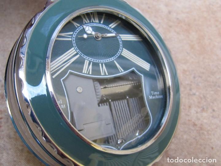 Relojes de bolsillo: RELOJ DE BOLSILLO DE CUARZO CON SONERIA MUSICAL CON SISTEMA DE CUERDA MECANICA - Foto 22 - 275795903