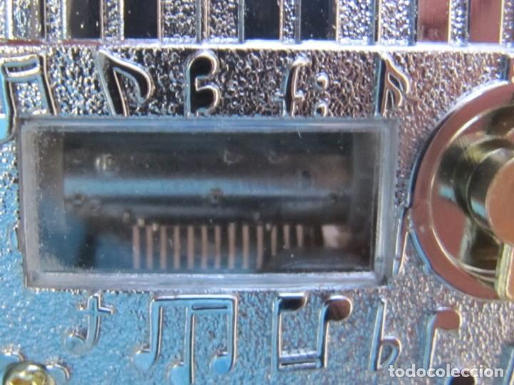 Relojes de bolsillo: RELOJ DE BOLSILLO DE CUARZO CON SONERIA MUSICAL CON SISTEMA DE CUERDA MECANICA - Foto 29 - 275795903