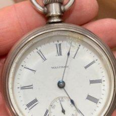 Orologi da taschino: BONITO RELOJ DE BOLSILLO FUNCIONANDO. Lote 275974008