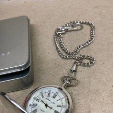 Relojes de bolsillo: RELOJ DE BOLSILLO DAKOTA QUARTZ. Lote 276938688