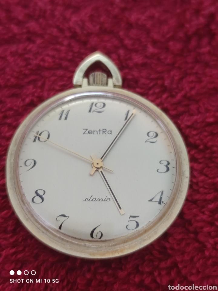 RELOJ ZENTRA DE BOLSILLO (Relojes - Bolsillo Carga Manual)