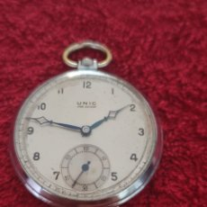 Relojes de bolsillo: RELOJ DE BOLSILLO UNIC. Lote 277162378