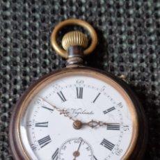 Relojes de bolsillo: RELOJ DE BOLSILLO LA VIGILANTE. Lote 277740843