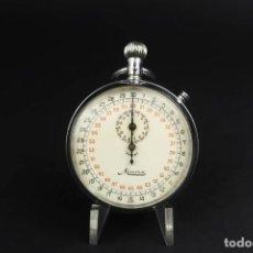 Relojes de bolsillo: ANTIGUO CRONOMETRO MINERVA. Lote 278530293