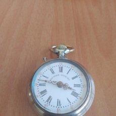 Orologi da taschino: RELOJ DE BOLSILLO SYSTEME ROSKOPF 52 MM. CAJA FUNCIONA. Lote 283848518