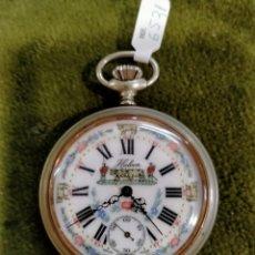 Relógios de bolso: RELOJ BOLSILLO MARCA HALCON REF-6531. Lote 284234163