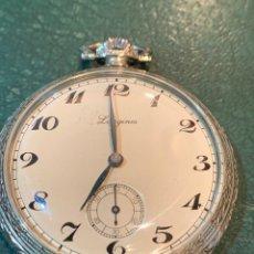 Relojes de bolsillo: RELOJ ESFERA Y MAQUINARIA LONGINES - CAJA MICHELE CHROME - 4825 — 188 - FUNCIONANDO -. Lote 284566033