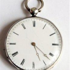 Relógios de bolso: RELOJ DE BOLSILLO ANTIGUO CON LLAVES. Lote 288358428