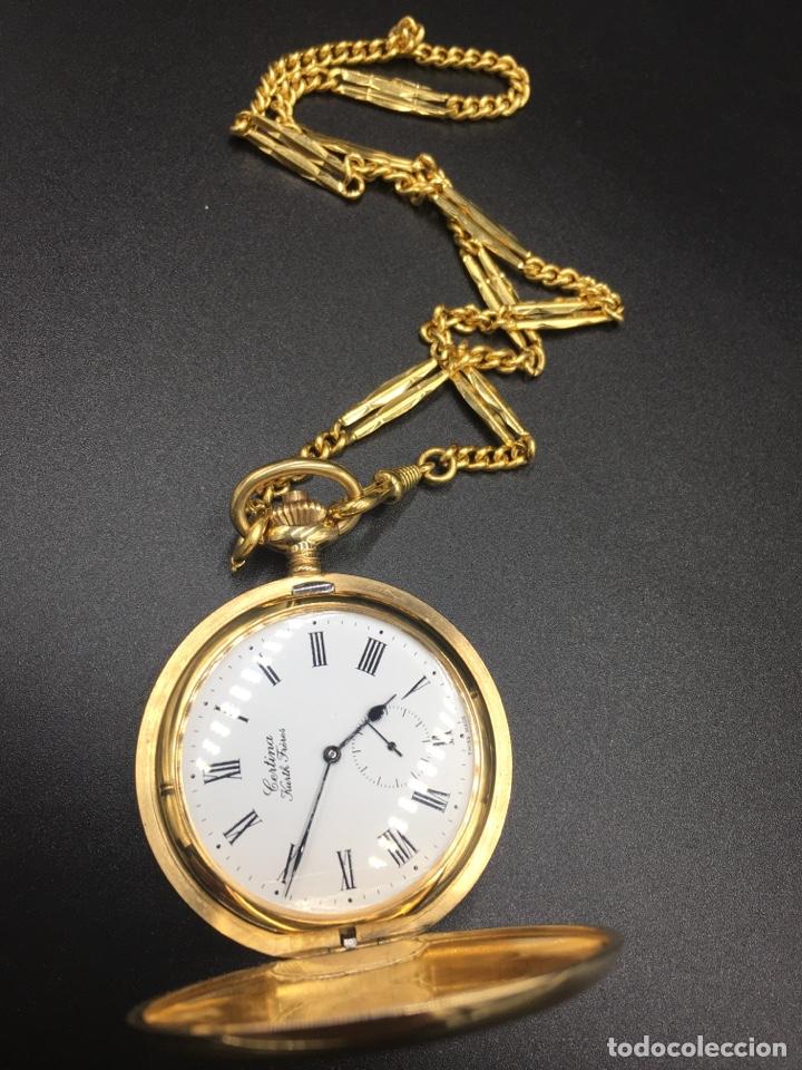 Relojes de bolsillo: ANTIGUO RELOJ DE BOLSILLO CERTINA - Foto 3 - 288583103
