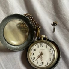 Relojes de bolsillo: RELOJ DE BOLSILLO MARINA. Lote 289510128