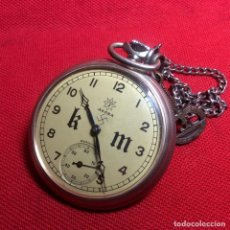 Orologi da taschino: ASTRA ( JUNGHANS ) FUNCIONA PERFECTO - KRIEGSMARINE CON FOTO DEL DUEÑO. Lote 290947628