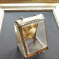 Relojes de bolsillo: RELOGERA PARA RELOJ DE BOLSILO ANTIGUA SIGLO XIX. Lote 290146473