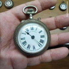 Relojes de bolsillo: RELOJ DE BOLSILLO - MARCA CONTY PATENT - NO FUNCIONA - 54MM. Lote 292252018