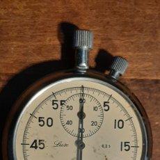 Relógios de bolso: CRONOMETRO LUX SEKONDA 16 JEWELS PARA REPARAR O DESPIECE 4,2CM ESFERA. Lote 293451683