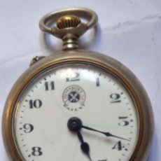 Relojes de bolsillo: RELOJ DE BOLSILLO ROSSKOPF, FUNCIONANDO. Lote 293604068